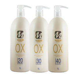 MK Blonde – Ox de 20, 30 e 40 volumes